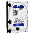 Cietais disks WD 2TB SATA 6GB/64MB Blue