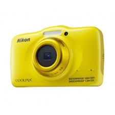 Fotokamera NIKON COOLPIX S32 yellow 13MP 3X