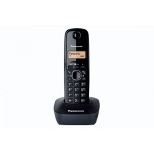 Radiotelefons PANASONIC KX-TG1611FX black