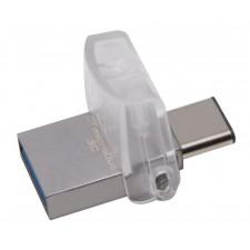 Zibatmiņa KINGSTON 16GB DT microDuo 3C USB3.0/3.1