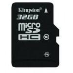 Atmiņas karte KINGSTON 32GB microSDHC UHS-I Class U3