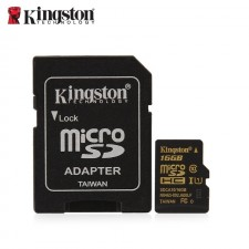 Atmiņas karte KINGSTON 16GB SDHC CL10 UHS-I