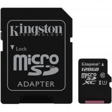Atmiņas karte KINGSTON 128GB microSD