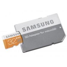 Atmiņas karte SAMSUNG 32GB microSDHC EVO Class10