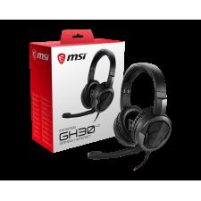 Austiņas gaming MSI IMMERSE GH30 V2 black