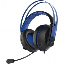 Austiņas gaming ASUS CERBERUS V2 blue