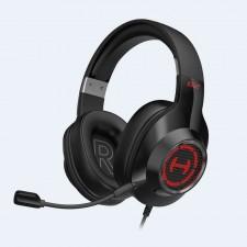 Austiņas gaming EDIFIER G2 II black/red