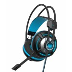 Austiņas gaming AULA Spirit Wheel G93V 2x3.5mm USB