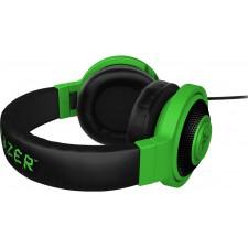Austiņas gaming & music RAZER KRAKEN neon green
