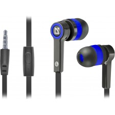 Austiņas DEFENDER Pulse 420 black+blue
