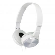 Austiņas SONY MDR-ZX310 white