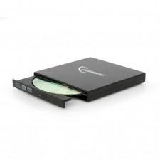Diskdzinis external Gembird DVD-RW USB2 8X black