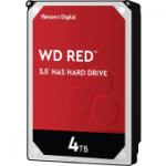 Cietais disks WD 4TB 6GB/S 64MB RED