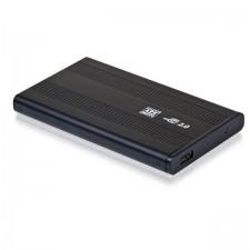 """Cietā diska korpuss ext. USB3 2.5"""" Gembird black"""