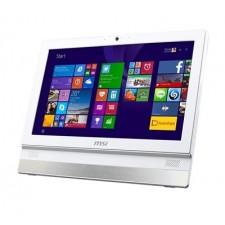 "Dators MSI 20"" ADORA20 CMD-J1900 4/500GB/Windows 8.1 white"