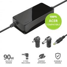 Lādētājs portatīvajam datoram TRUST Maxo 90W for ACER