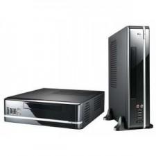 Datora korpuss CHASSIS MINI-ITX 120W BLK