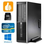 Dators HP 8200 SFF i3-2100 4GB/240SSD/Windows 10 PRO
