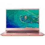 """Portatīvais dators ACER Swift 3 SF314-54 Intel Core i3-7020U 14"""" RUS, IPS Full HD, 4GB/128SSD/Windows 10 pink"""