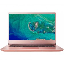 "Portatīvais dators ACER Swift 3 SF314-54 Intel Core i3-7020U 14"" RUS, IPS Full HD, 4GB/128SSD/Windows 10 pink"