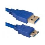 Kabelis USB 3.0 AM micro USB BM 1.8m