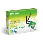 Adapters WRL 300MBPS PCIE/TL-WN881ND TP-LINK