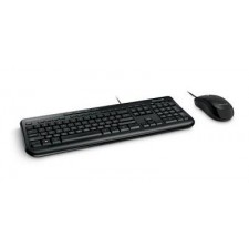 Klaviatūra MS WIRED 600 RUS USB+MOUSE BLACK