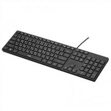 Klaviatūra ACME KS07 Slim EN/LT/RU USB