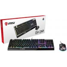 Klaviatūra gaming VIGOR GK30 combo RGB