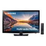 Monitors SAMSUNG 24inch HD VA panel 60Hz 8ms 250cd/m 2xHDMI Headphone USB 2.0 Remote Control Speakers VESA