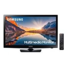 Monitors SAMSUNG 24inch HD VA panel 60Hz 8ms 250cd/m 2xHDMI Headphone USB 2.0 Remote Control Speakers VESA