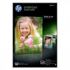 Papīrs HP Everyday Photo Glossy 100 lapas 10x15 cm
