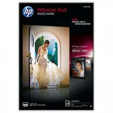 Papīrs HP PREMIUM PLUS GLOSSY PHOTO 20 lapas A3/297 x 420 mm 300g/m2
