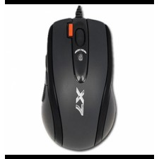 Pele gaming A4Tech WRL XL-750BK Oscar editor laser,optical extra speed,wired USB black