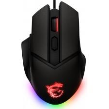 Pele gaming MSI GM20 Elite otical RGB LED light black