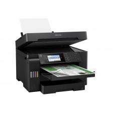 Daudzfunkciju krāsu printeris A3 EPSON EcoTank L15160 Wi-Fi Dupleks