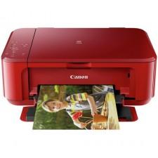 Printeris daudzfunkciju CANON PIXMA MG3650 red