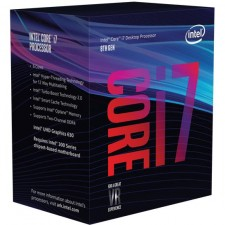 Procesors Core I7-8700K S1151 BOX 3.7G INTEL