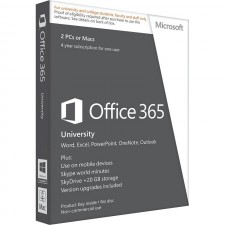 SW RET OFFICE 365 UNIVERSITY ENG MS
