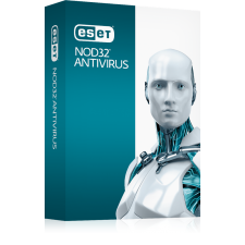 AntivIruss NOD32 SW RET 1YEAR 1PC ESET