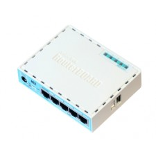 Routers MikroTik RB750Gr3