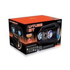 Skandas MEDIATECH MT3163 U-TUBE BT - portable active speaker system combined with karaoke feature, 18W