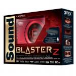 Skaņu karte Sound Blaster Z