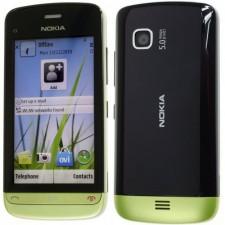 Mobīlais telefons NOKIA C5-03 Lime green
