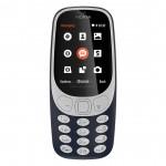 Mobīlais telefons NOKIA 3310 Dual SIM blue