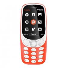 Mobīlais telefons NOKIA 3310 Dual SIM red