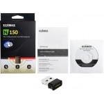 Bezvadu tīkla adapteris Edimax 2-in-1 Wi-Fi & Bluetooth 4.0