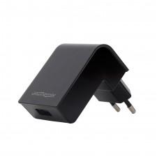 Adapteris Gembird 2.1A universāls USB melns