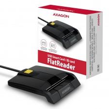 ID karšu/ Smart karšu lasītājs AXAGON USB2.0