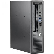 Dators RENEW HP EliteDesk 800 G1 USDT Intel G3220 4GB/120GB SSD/ Windows 10 PRO